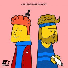 Albert Parisien & Johny Space - Alle Meine Haare Sind Wavy EP