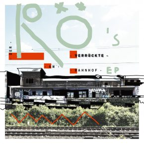 Rö - Der Verrückte am Bahnhof EP